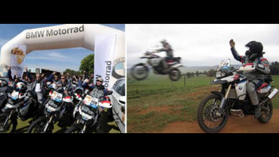 BMW GS Trophy 2010