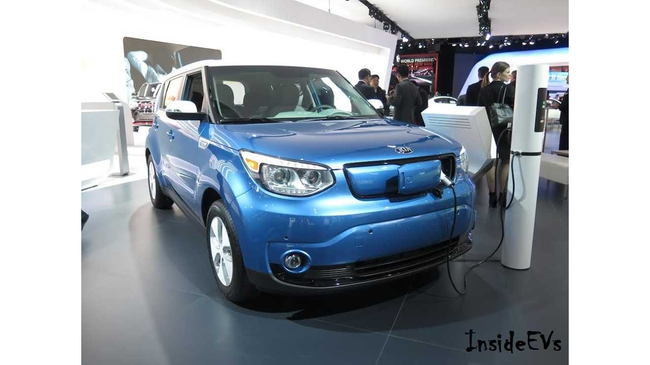 The Kia Soul Ev Is Eligible For Texas Incentive Tricky Part