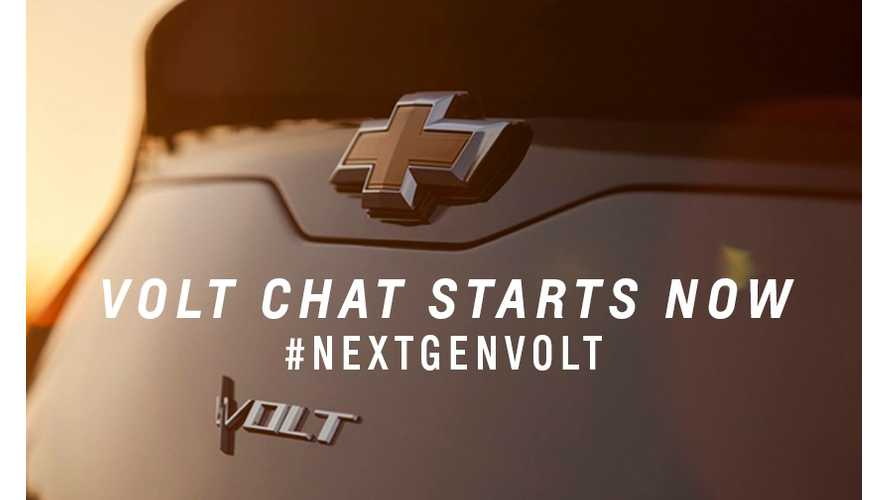 GM Electrification Boss Talks Next Gen Chevrolet Volt - Transcript