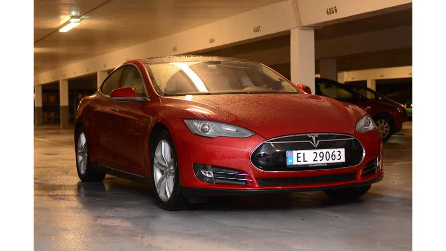Bjorn's Bad Luck With Model S & Test Drive Thoughts On Loaner 60 kWh Version - Videos