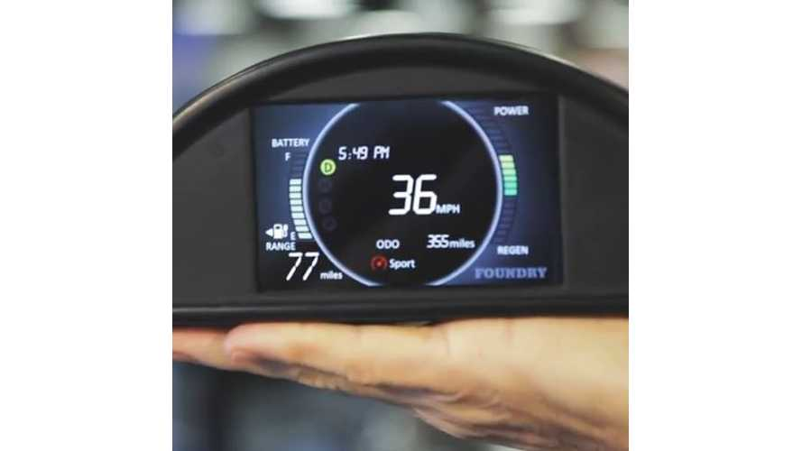 AT&T Unveils Heads-Up Display To Help Current ICE Owners Make The Switch To Electric