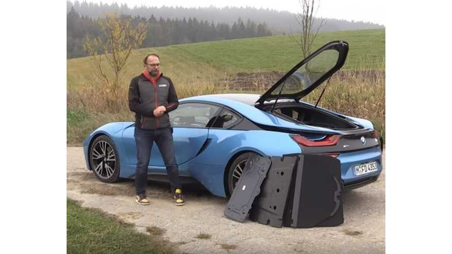 BMW i8 - Exhaustive Video Test Drive & Review