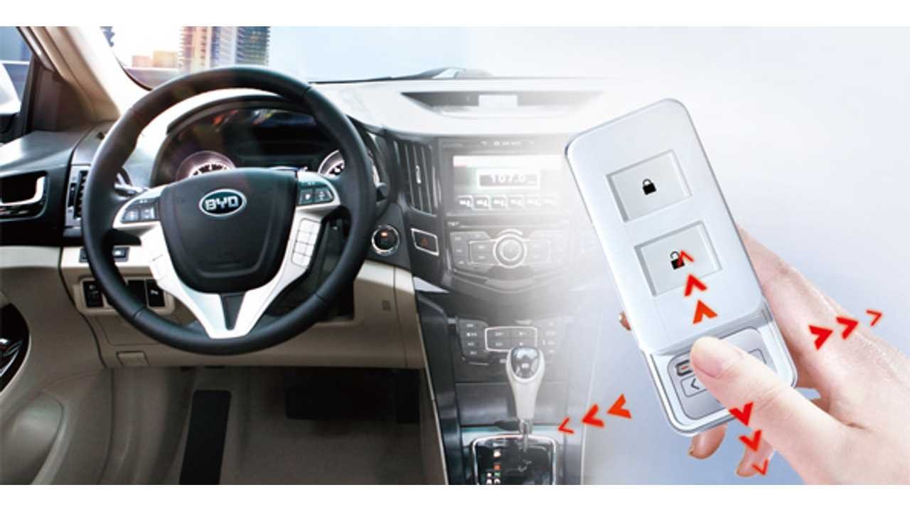 BYD Qin & Tang Remote Control Videos