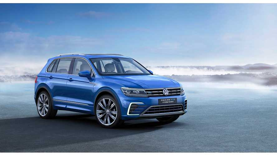 Volkswagen To Unveil Plug-In Hybrid Tiguan At 2016 NAIAS