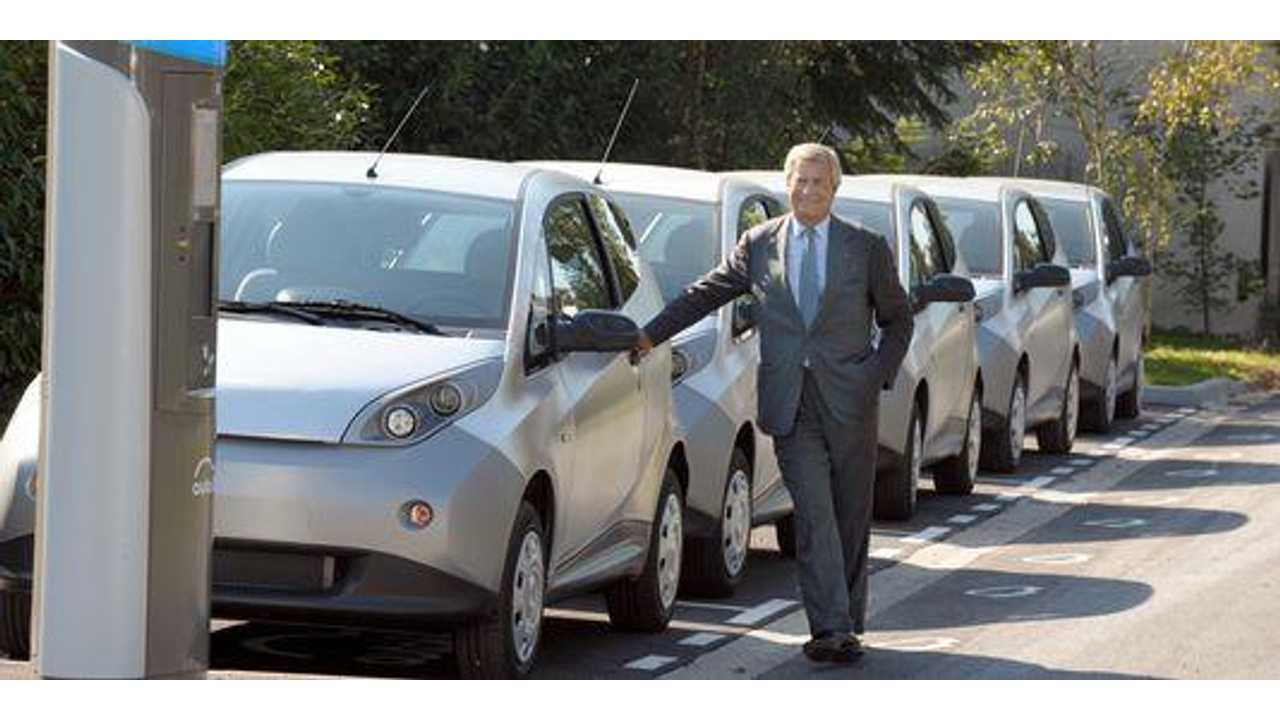 Bollore To Install Nationwide Network Of 16,000 Charging Points In France