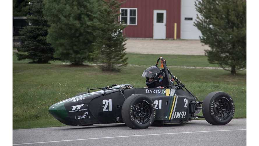 Olin College Field Trip: Formula SAE Plans