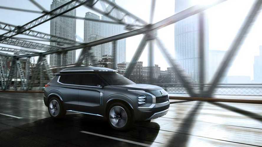 Mitsubishi подготовила новую версию концепта Engelberg Tourer