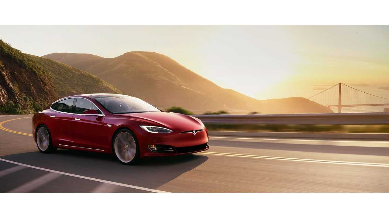 CarsGuide Impressed With The Refreshed Tesla Model S P90D (w/video)