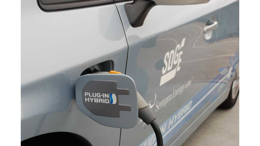 San Diego Gas & Electric To Invest $7.5 Million To Develop Electric Car Awareness Program
