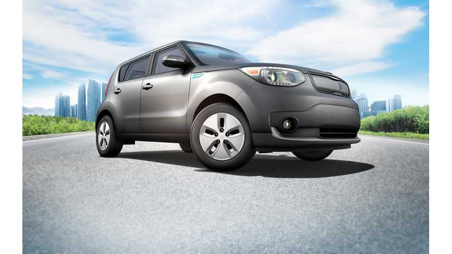Kia Soul EV Recalled For Possible Fault With Steering Gear