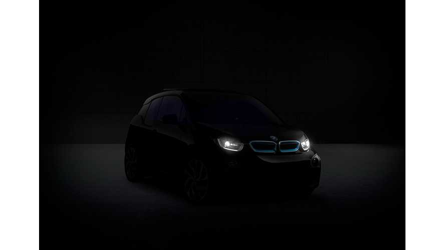 UPDATE (Revealed): Limited Edition BMW i3 Shadow Sport To Be Offered In U.S.