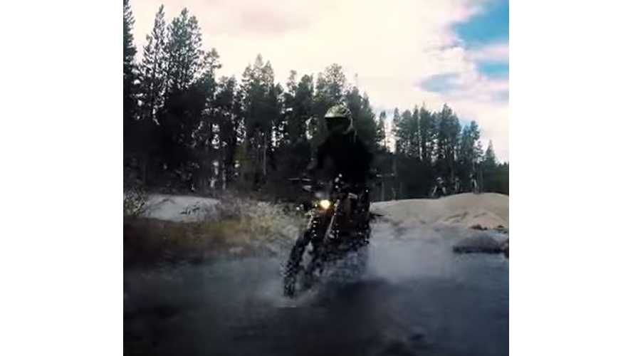 Zero FX Rides Rubicon Trail - Video