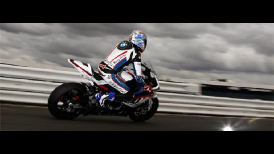 WSBK 2010, Silverstone a corrente alternata per BMW