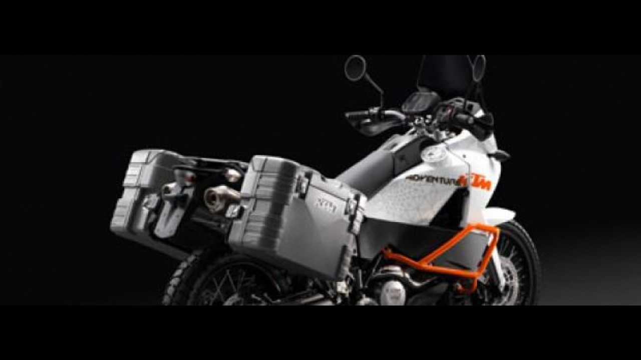KTM 990 Adventure Limited Edition 2010