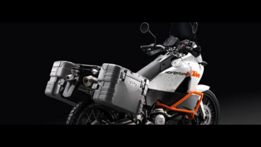 KTM 990 Adventure Limited Edition 2010