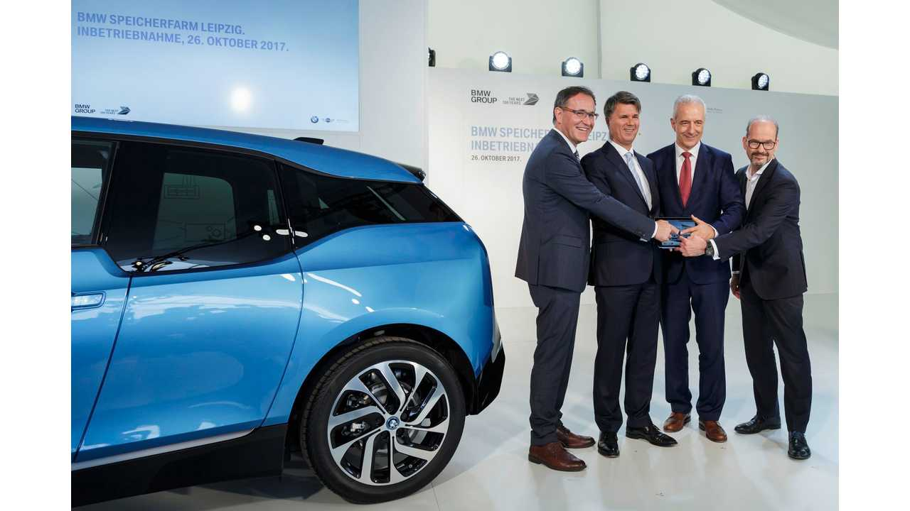 100,000 BMW i3 produced