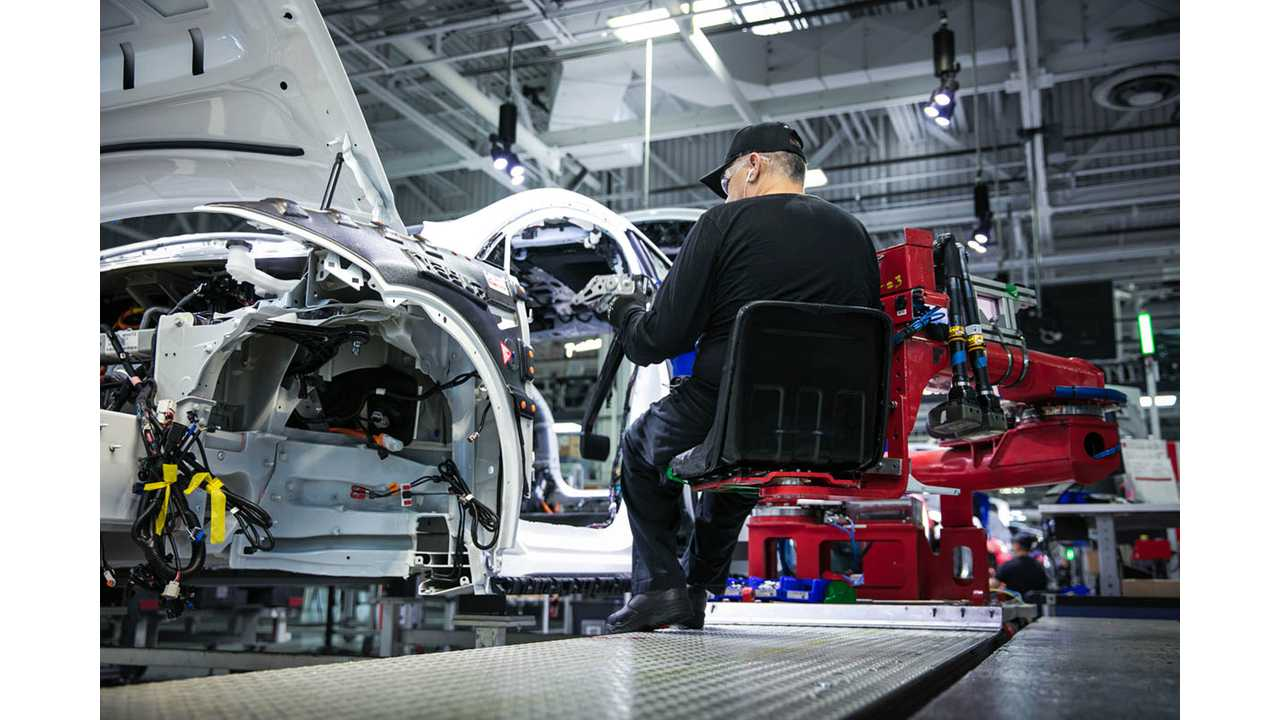 Tesla Vows To Make Fremont The Safest Factory In The World