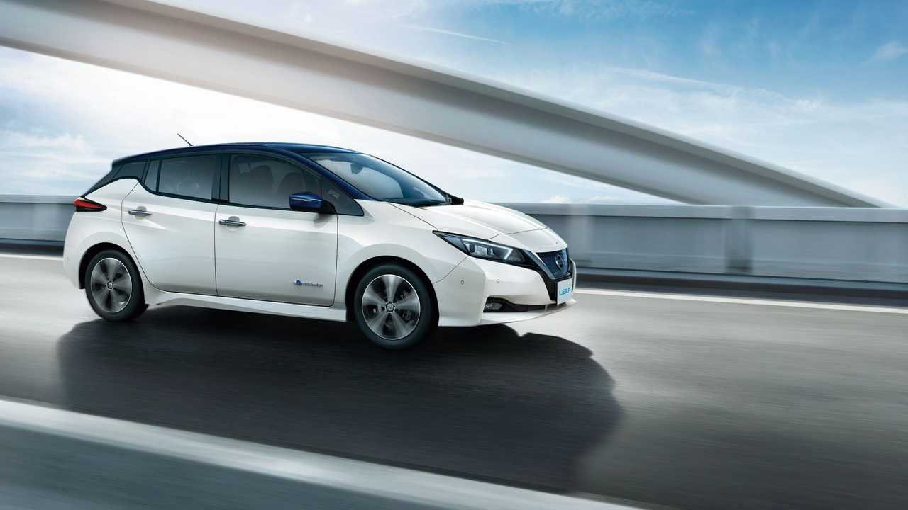 New Nissan LEAF Expected To Launch In China Later This Month