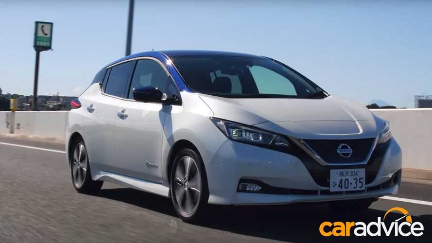 2018 Nissan LEAF Gets Praised In New Test Drive Video Review
