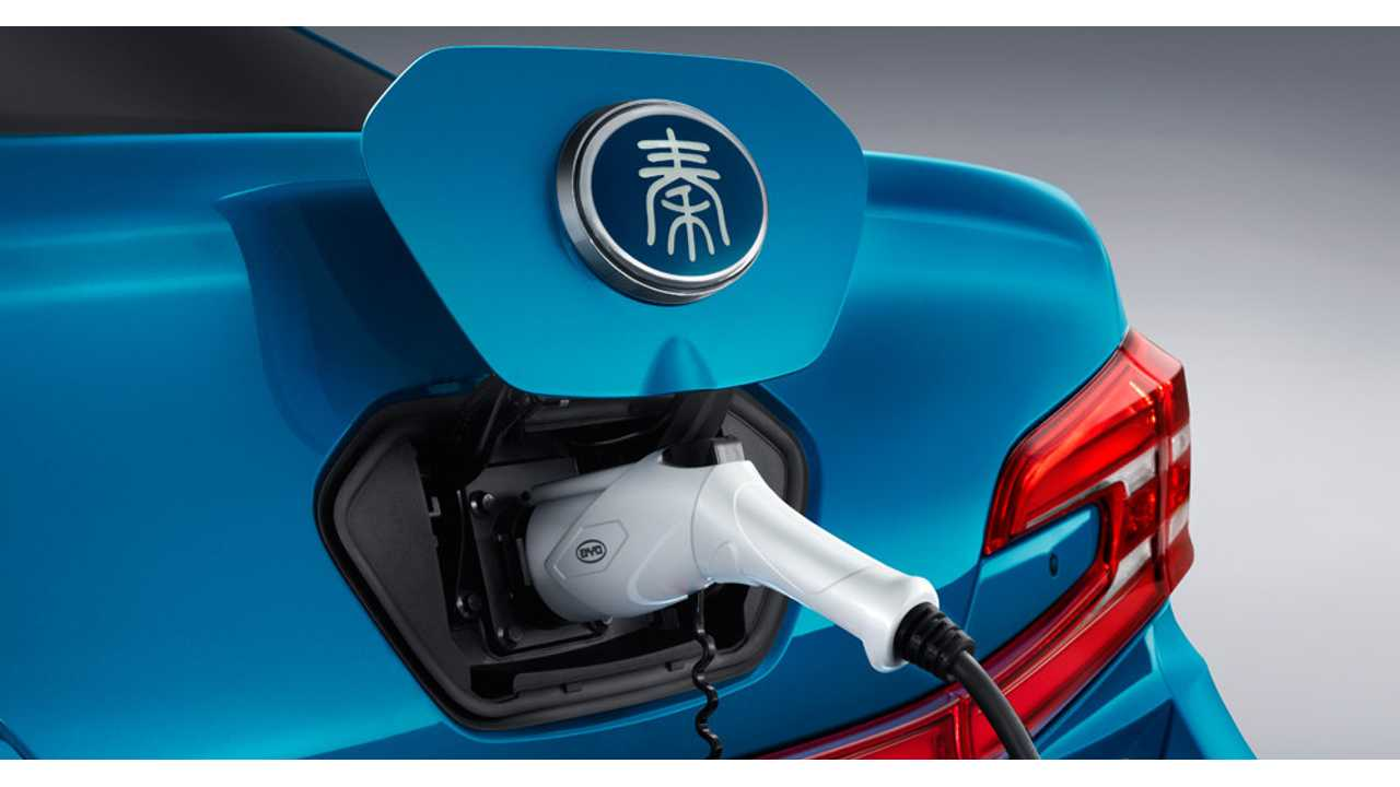 China Now Home To 214,000 Public Charging Points