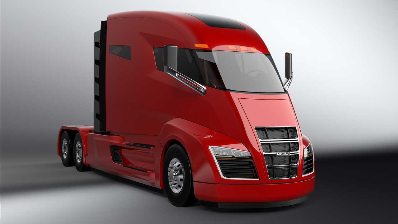 Nikola Motor Logs 7,000 Pre-Orders For Nikola One Electric Semi Truck