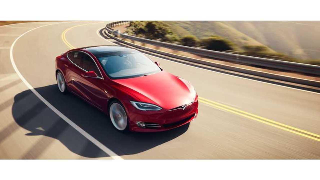 Tesla Model S #1 In Sales In Large Luxury Segment In U.S. In 2015 And 2016