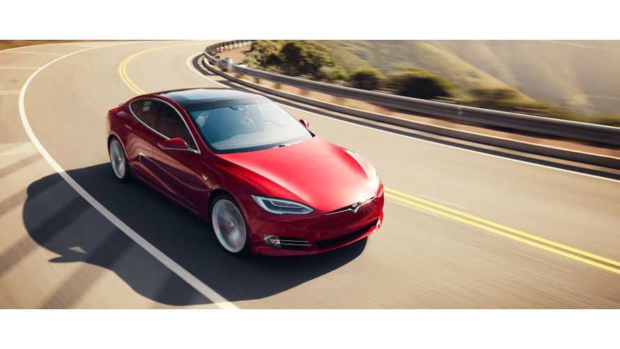 Tesla Model S #1 In Sales In Large Luxury Segment In U.S. In 2015 And 2016