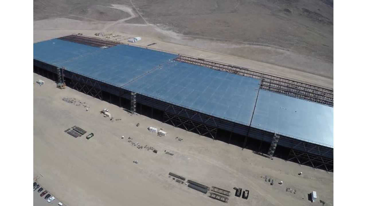 Tesla Gigafactory Will Help Drive Down The Cost For The Company's EVs