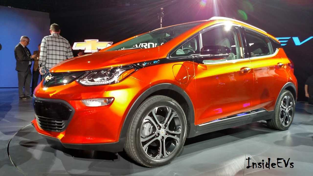 Chevy Bolt 200 Mile Ev Battery Cooling And Gearbox Details