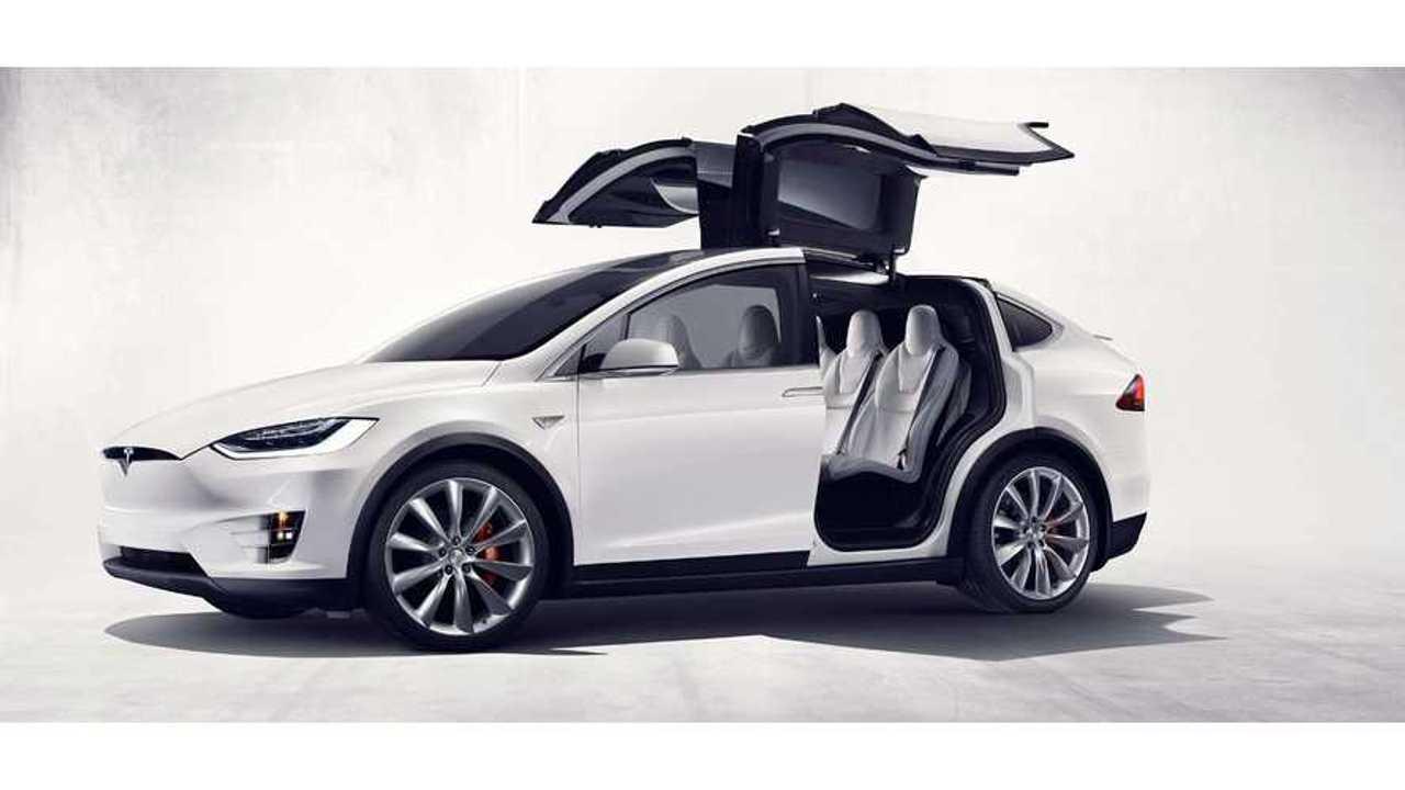 Road & Track Test Drives Tesla Model X