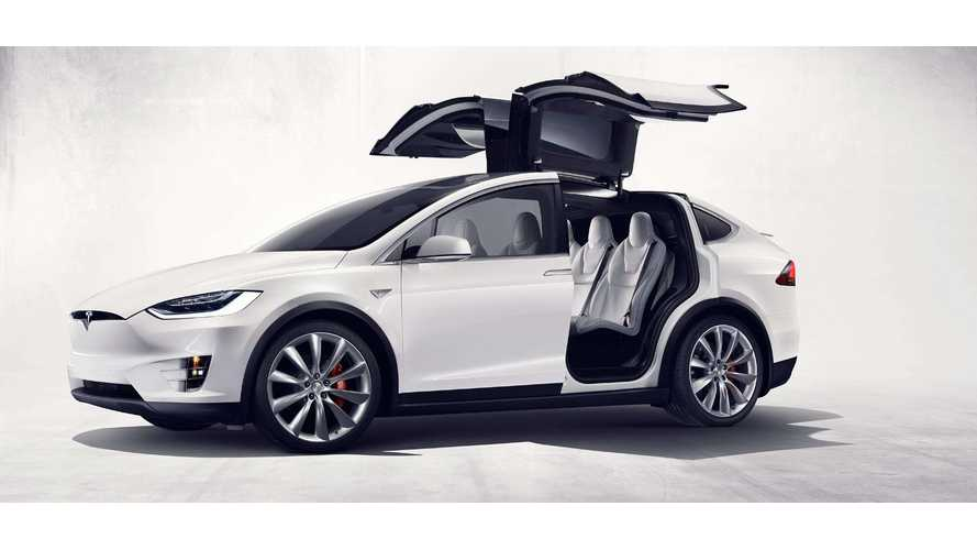 Road & Track Test Drives Tesla Model X
