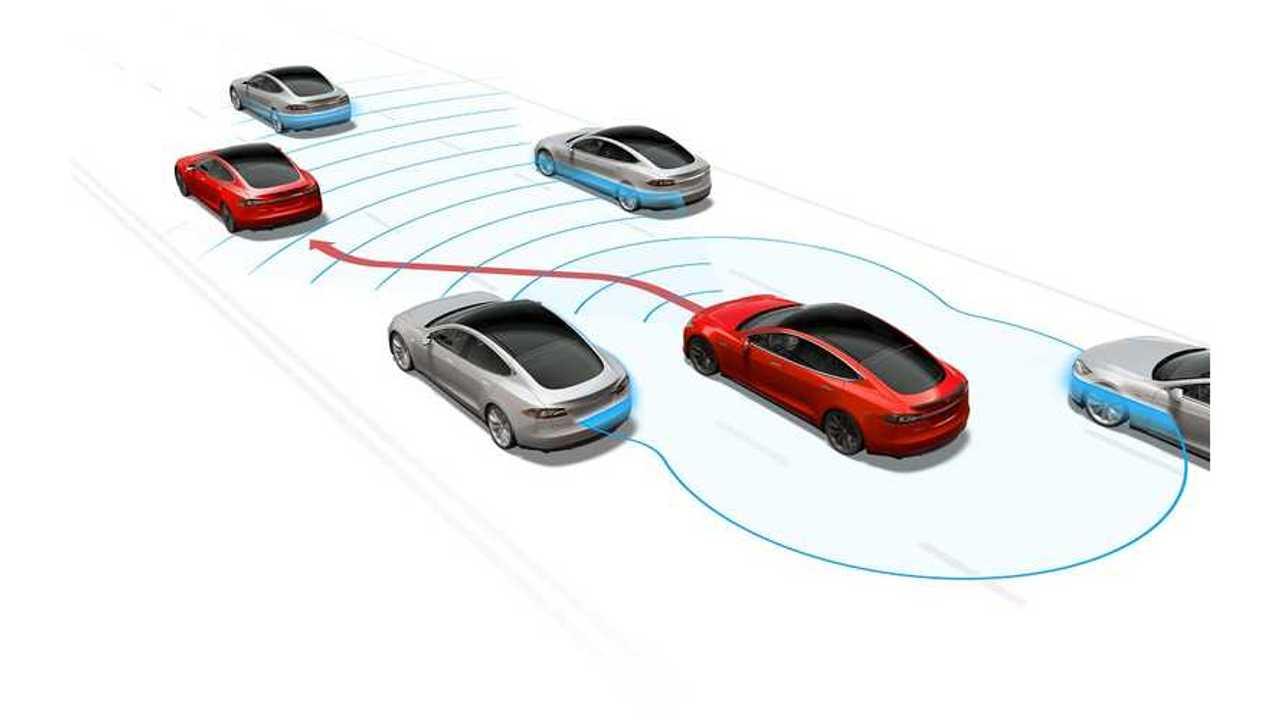 Tesla Software 8.1 Due Next Week