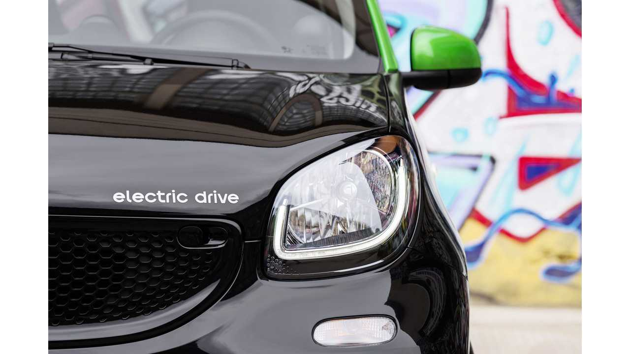 Smart Done With Gas Cars In US, Will Now Only Offer Electric Vehicles!
