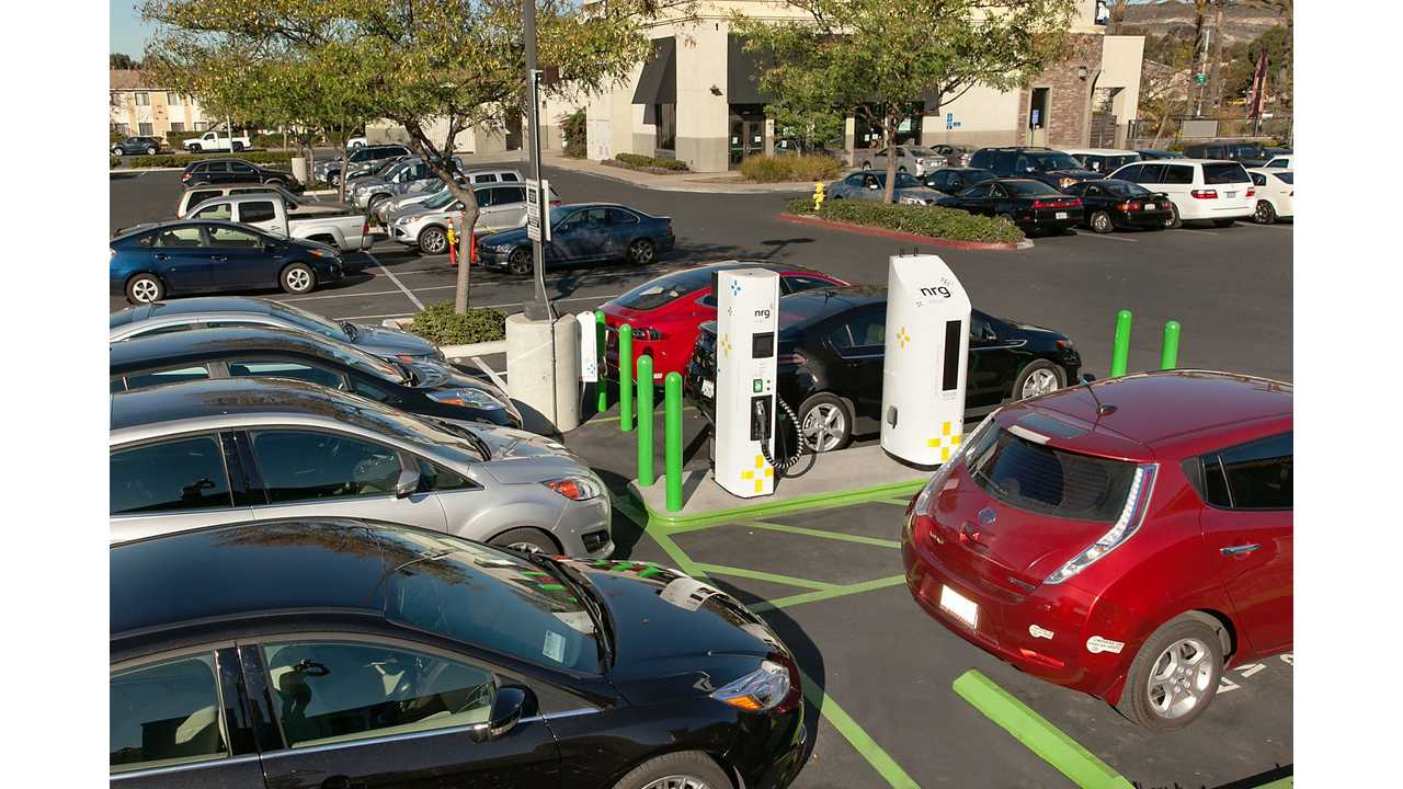 NRG eVgo To Ready Its Network For 100 kW Fast Chargers
