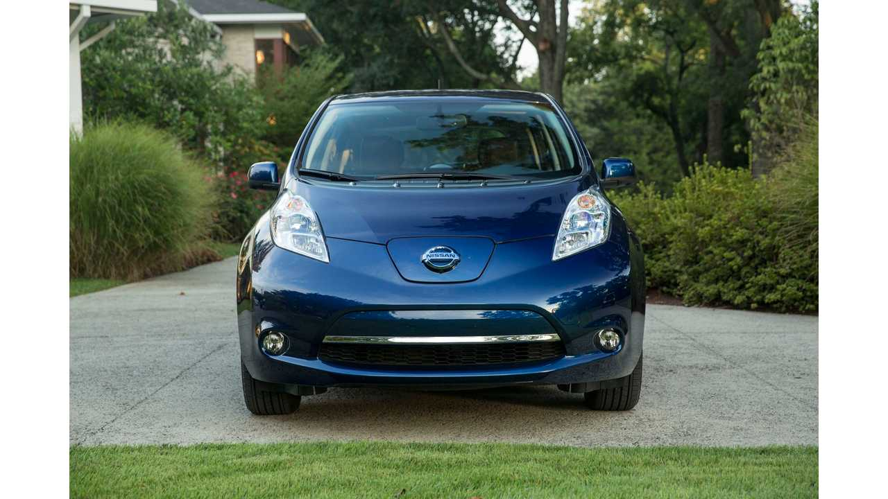 BREAKING: 30 kWh 2016 Nissan LEAF Officially Gets EPA 107 Mile Rating With 116 City/95 Highway