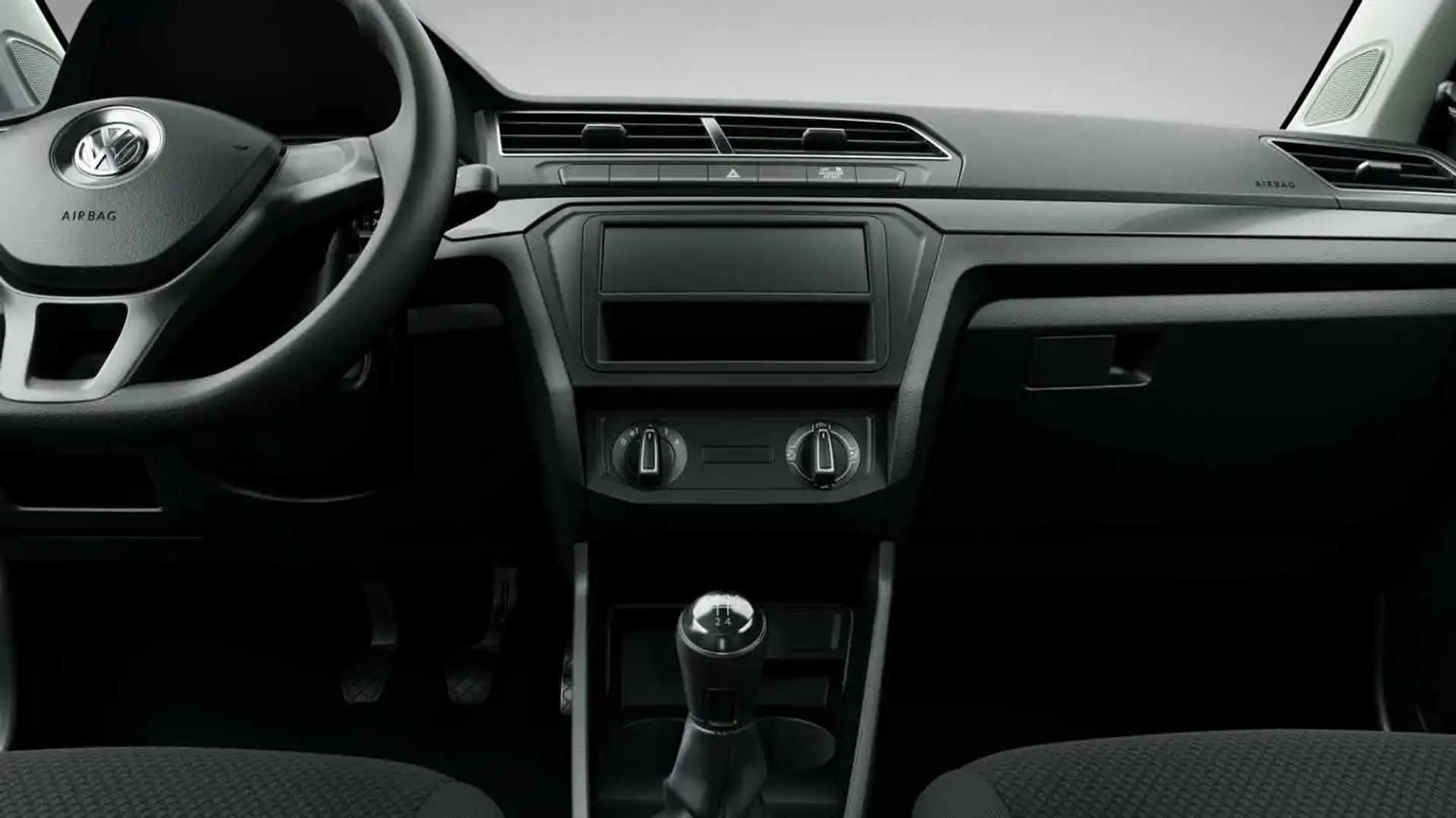 Volkswagen Gol, Saveiro e Voyage 2020 chegam com poucas mudanças Volkswagen-gol-saveiro-e-voyage-2020
