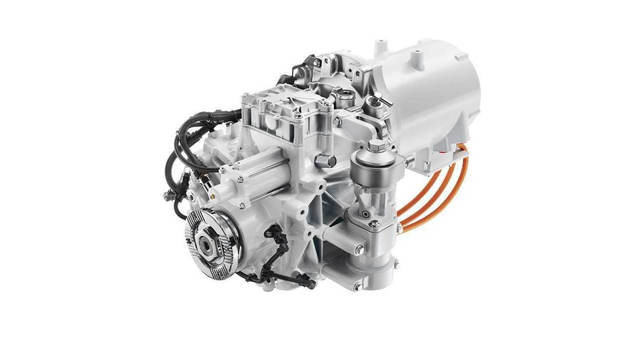 Volvo FL Electric powertrain