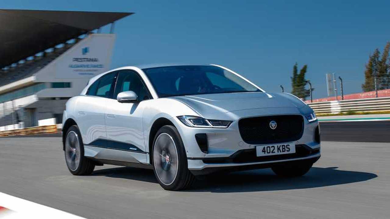 Jaguar I-Pace Ranks Dead Last In Emergency Braking Test