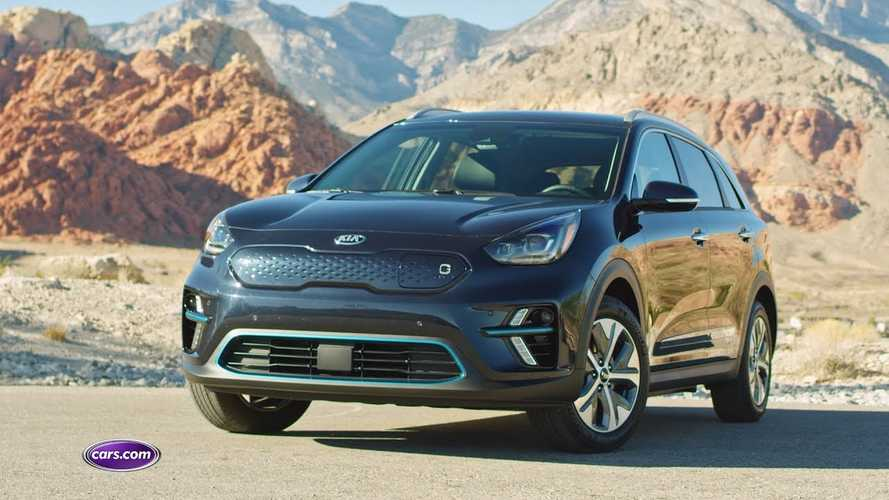 Let's Compare Reviews: Kia Niro EV First Drive By Cars.com & Autotrader