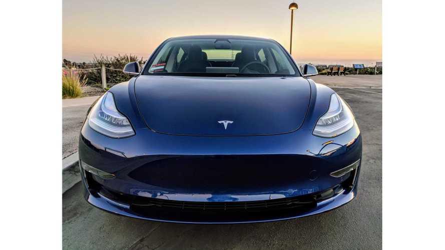 Tesla Model 3 - Highest Recorded VIN Now 8362
