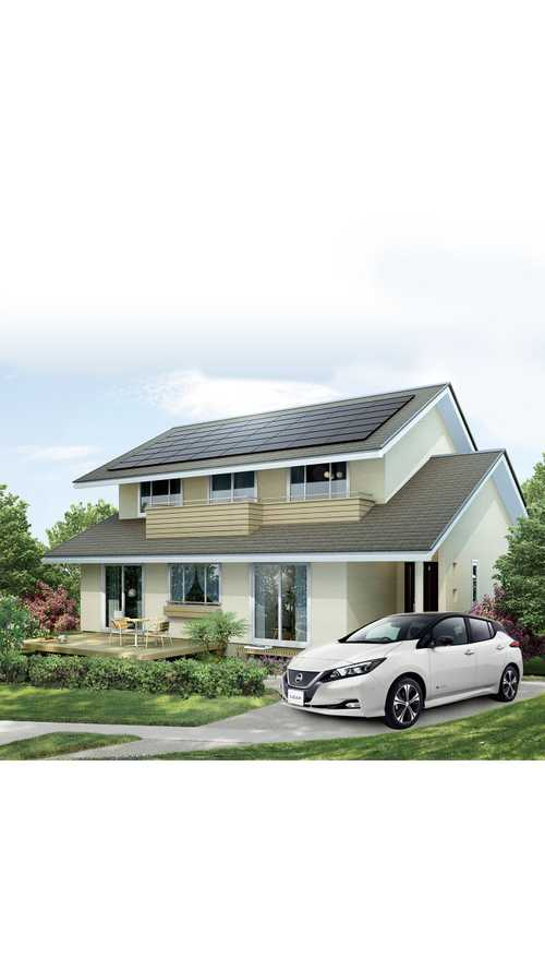 Nissan Launches Solar Installation Campaign (Reminds Us Of SolarCity)