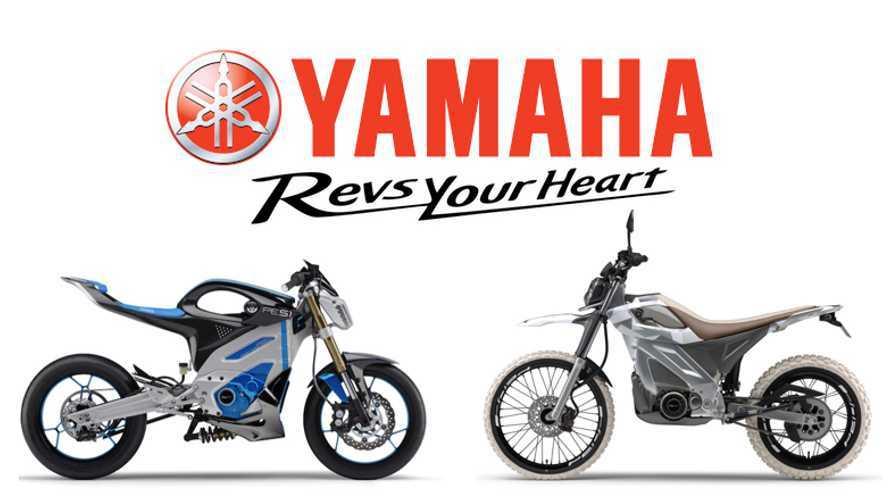Yamaha Ramps Up Electric Motorcycle Development