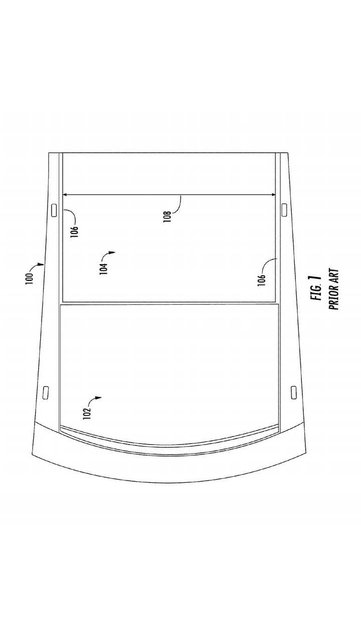 Tesla Patent: Removeable, Retractable Roof Panels