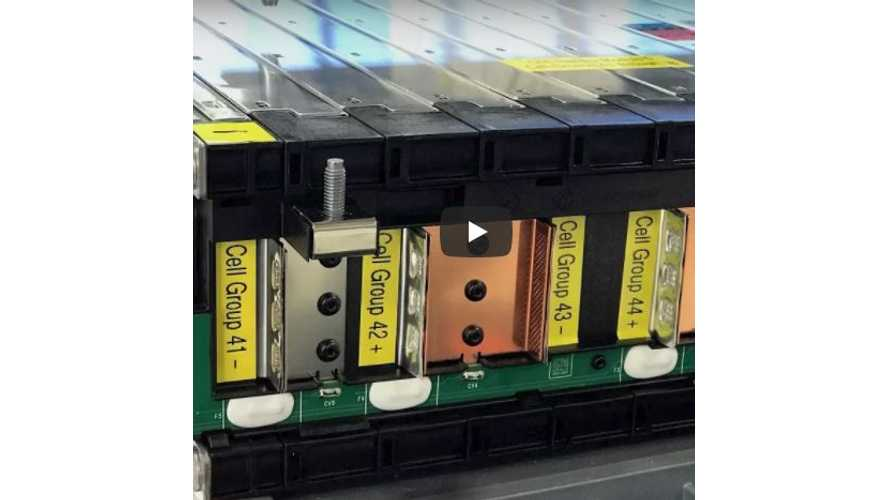 Watch Chevy Bolt Battery Reassembly Process - 2-Hour Video