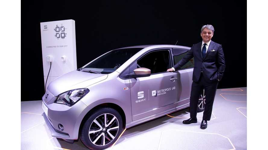 Electric Seat e-Mii Concept Revealed (w/videos)