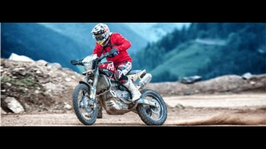 Husqvarna Touratech Nuda-X-Cross