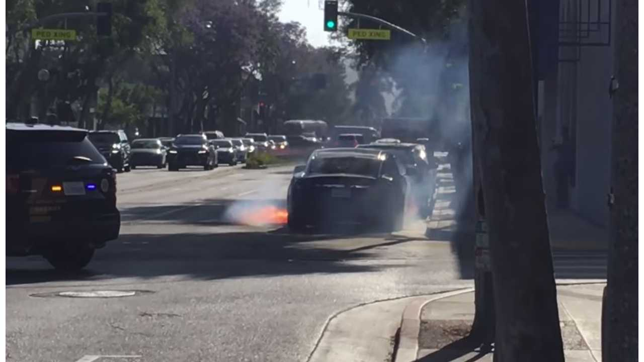 Chevy Offers Loaner Bolt To Couple Who Lost Tesla Model S To Fire
