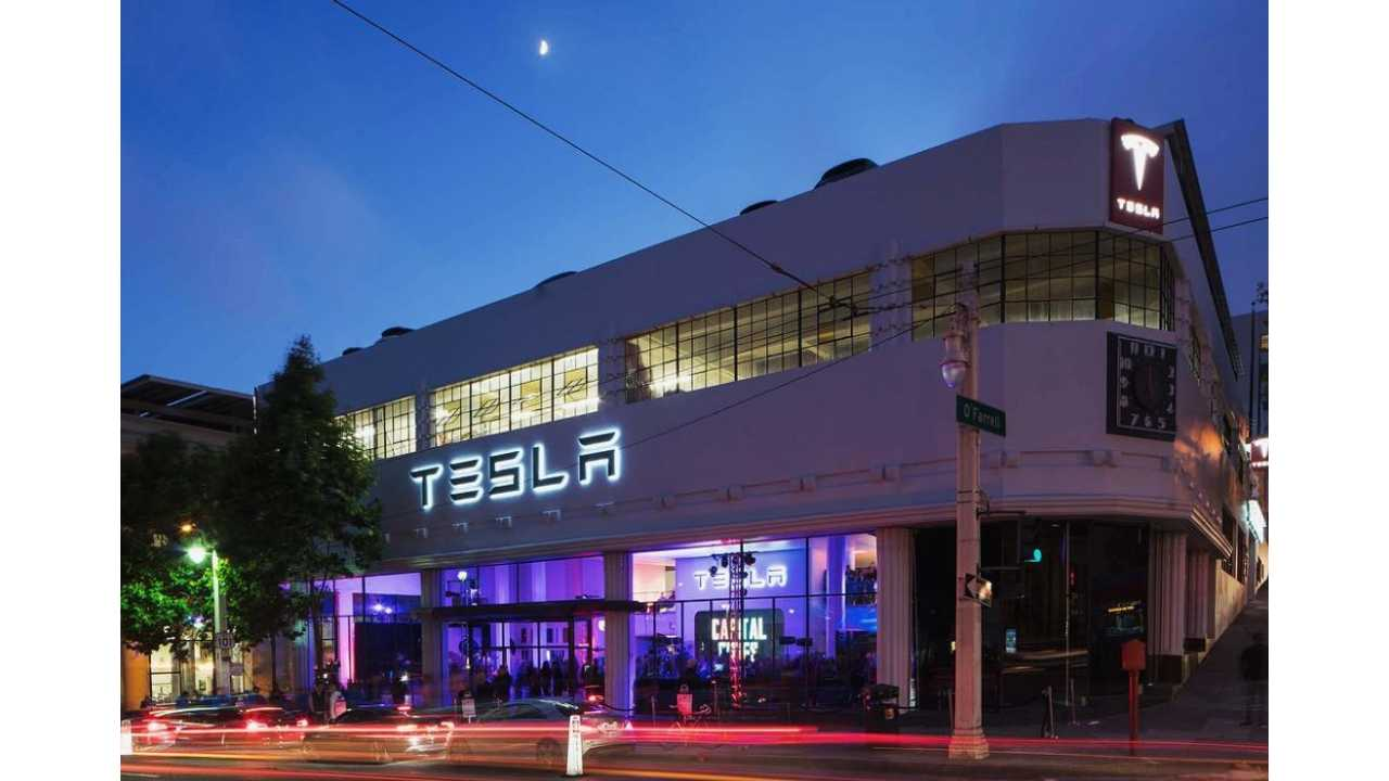 Tesla Stores Attract Young, Successful, Upscale Consumers
