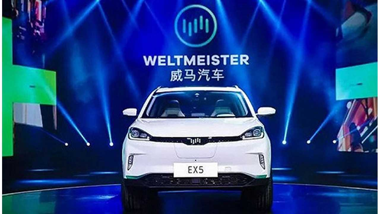 EV Startup WM Motors Signs Deal With Ride-Share Service