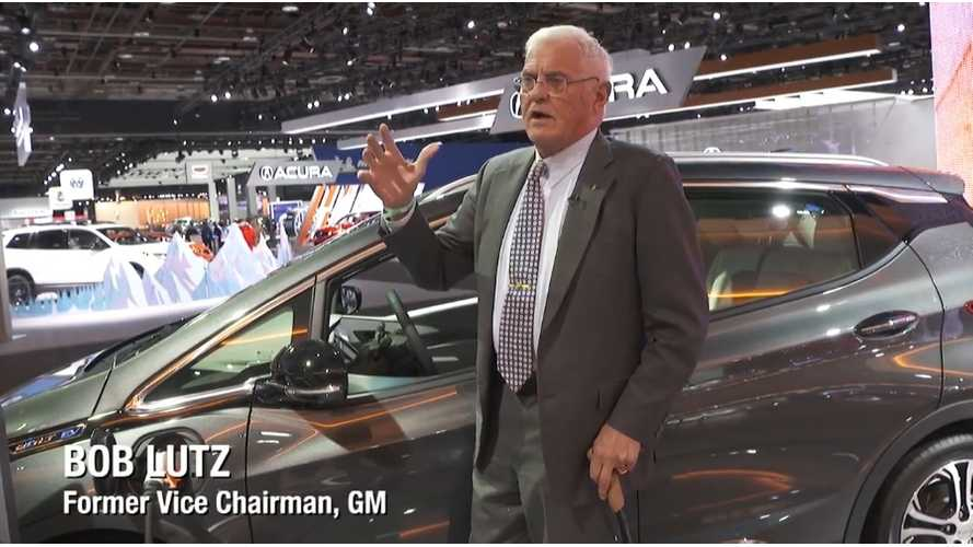 Bob Lutz Reveals Main Reason Behind Chevy Volt: Video
